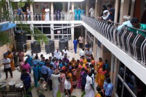 GVN Hospital: Ayutha Pooja Celebration 2017