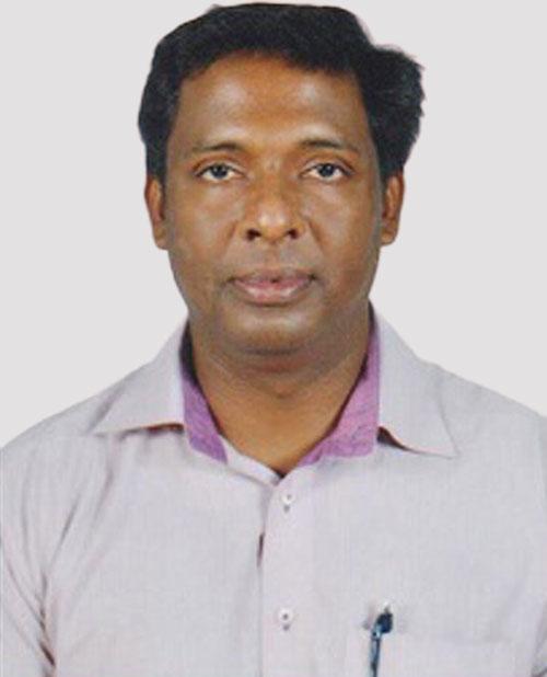 Dr M Shakthi Yathev