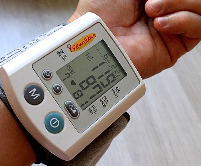 Blood Pressure Checkup