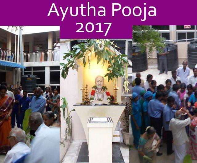 GVN Hospital: Ayutha Pooja Festival